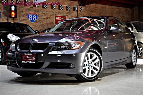 2006 BMW 3 Series for sale at Chicago Cars US in Summit IL