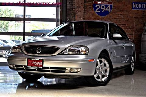 2000 Mercury Sable for sale at Chicago Cars US in Summit IL