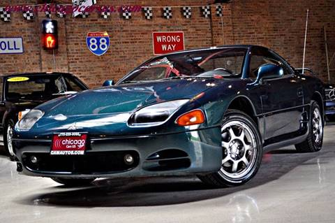 1995 Mitsubishi 3000GT for sale at Chicago Cars US in Summit IL