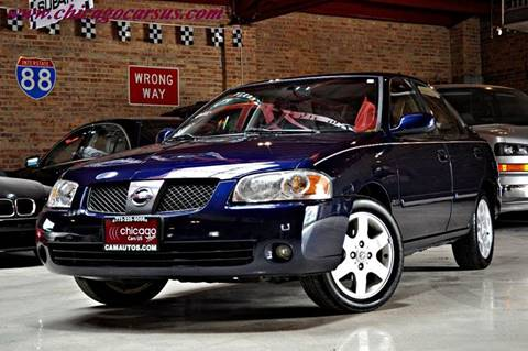 2005 Nissan Sentra for sale at Chicago Cars US in Summit IL