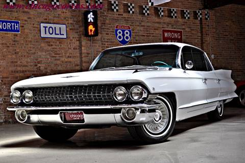 Used 1961 Cadillac DeVille For Sale - Carsforsale.com®