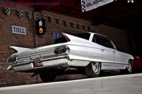 1961 Cadillac DeVille for sale at Chicago Cars US in Summit IL