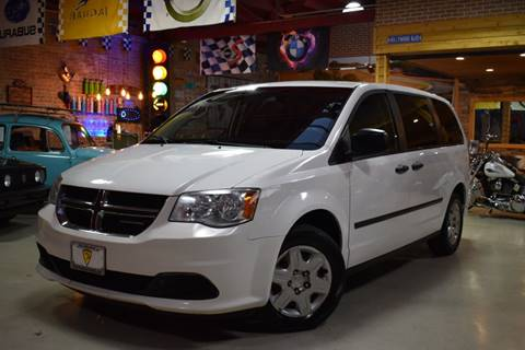 2011 Dodge Grand Caravan for sale at Chicago Cars US in Summit IL