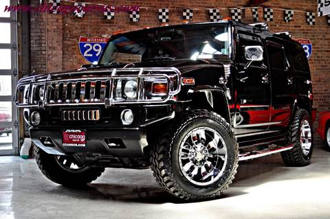 2004 HUMMER H2 for sale at Chicago Cars US in Summit IL