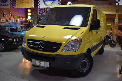 2013 Mercedes-Benz Sprinter Cargo for sale at Chicago Cars US in Summit IL