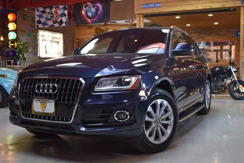 2013 Audi Q5 for sale at Chicago Cars US in Summit IL
