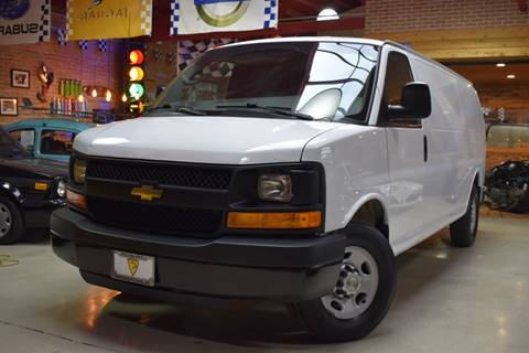 2014 Chevrolet Express Cargo for sale at Chicago Cars US in Summit IL