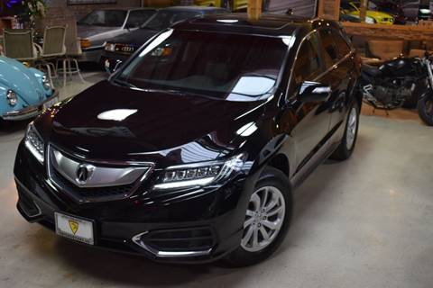 2016 Acura RDX for sale at Chicago Cars US in Summit IL