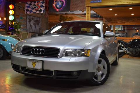 2002 Audi A4 for sale at Chicago Cars US in Summit IL
