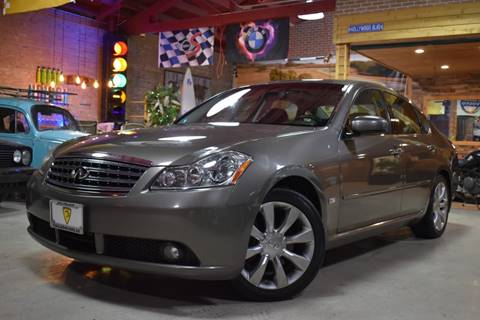 2007 Infiniti M35 for sale at Chicago Cars US in Summit IL