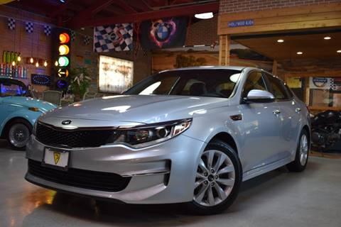 2016 Kia Optima for sale at Chicago Cars US in Summit IL