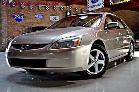 2003 Honda Accord for sale at Chicago Cars US in Summit IL
