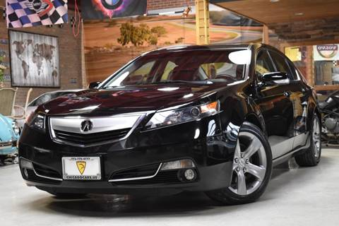 2013 Acura TL for sale at Chicago Cars US in Summit IL