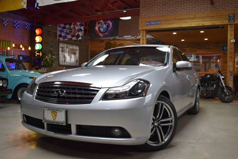 2006 Infiniti M45 for sale at Chicago Cars US in Summit IL