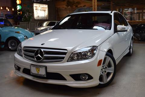 2010 Mercedes-Benz C-Class for sale at Chicago Cars US in Summit IL