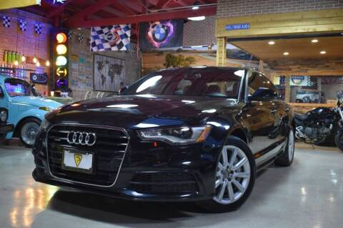 2015 Audi A6 for sale at Chicago Cars US in Summit IL