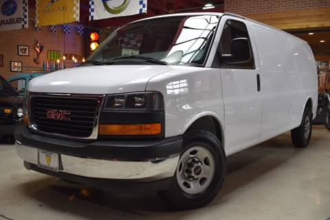 2017 GMC Savana Cargo for sale at Chicago Cars US in Summit IL