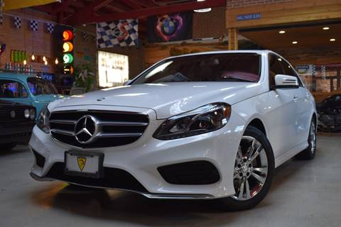 2014 Mercedes-Benz E-Class for sale at Chicago Cars US in Summit IL