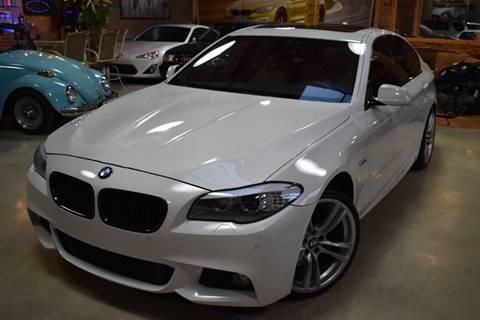 2012 BMW 5 Series for sale at Chicago Cars US in Summit IL