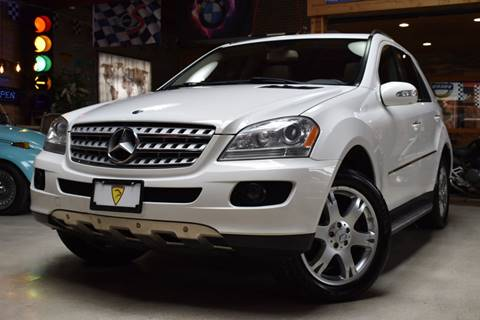 2007 Mercedes-Benz M-Class for sale at Chicago Cars US in Summit IL