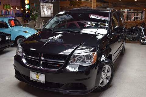 2013 Dodge Grand Caravan for sale at Chicago Cars US in Summit IL