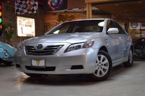 2008 Toyota Camry Hybrid for sale at Chicago Cars US in Summit IL