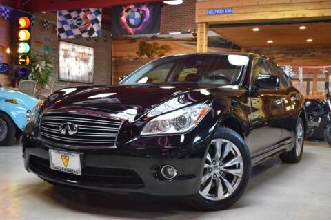 2012 Infiniti M37 for sale at Chicago Cars US in Summit IL