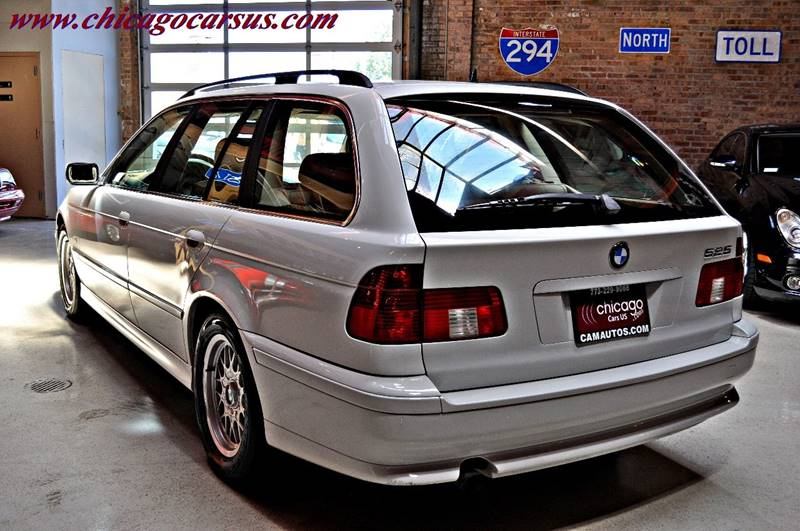 2001 Bmw 5 Series 525i 4dr Sport Wagon In Summit IL - Chicago Cars US