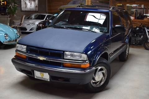 2001 Chevrolet Blazer for sale at Chicago Cars US in Summit IL