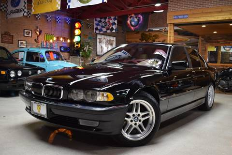 2001 BMW 7 Series for sale at Chicago Cars US in Summit IL
