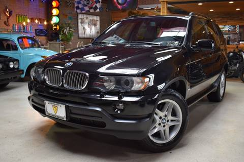 2003 BMW X5 for sale at Chicago Cars US in Summit IL