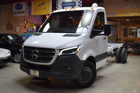 2019 Mercedes-Benz Sprinter Cab Chassis for sale at Chicago Cars US in Summit IL