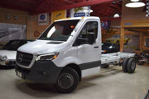 2019 Mercedes-Benz Sprinter Cab Chassis