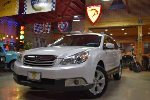 2011 Subaru Outback for sale at Chicago Cars US in Summit IL