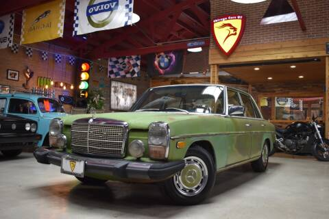 1976 Mercedes-Benz 300-Class for sale at Chicago Cars US in Summit IL