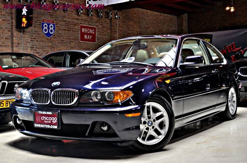 2004 Bmw 3 Series 325Ci 2dr Coupe In Summit IL - Chicago Cars US