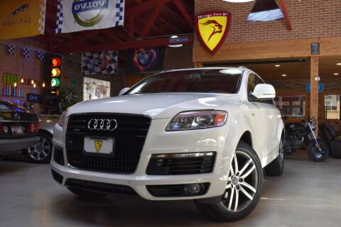 2009 Audi Q7 for sale at Chicago Cars US in Summit IL