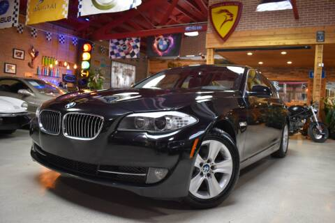 2013 BMW 5 Series for sale at Chicago Cars US in Summit IL