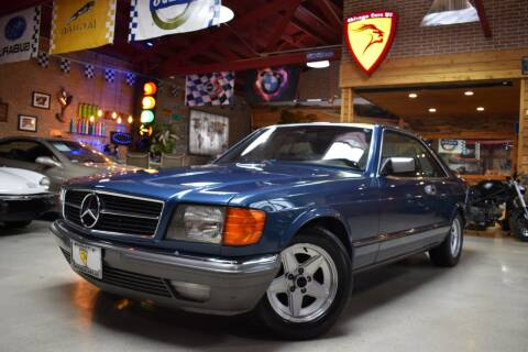 1984 Mercedes-Benz 500-Class for sale at Chicago Cars US in Summit IL