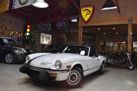 1974 Triumph SPITFIRE 1500 for sale at Chicago Cars US in Summit IL