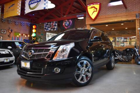 2012 Cadillac SRX for sale at Chicago Cars US in Summit IL
