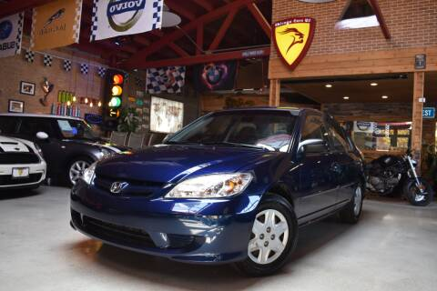 2004 Honda Civic for sale at Chicago Cars US in Summit IL