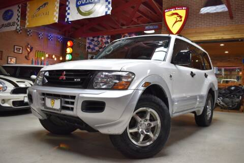2001 Mitsubishi Montero for sale at Chicago Cars US in Summit IL