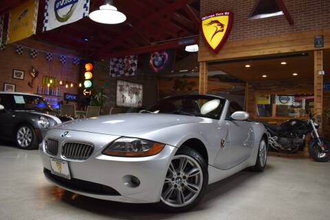 2003 BMW Z4 for sale at Chicago Cars US in Summit IL