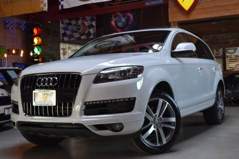 2015 Audi Q7 for sale at Chicago Cars US in Summit IL