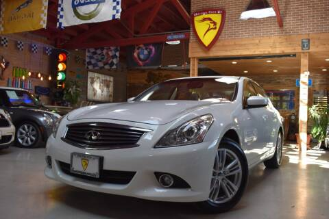 2011 Infiniti G37 Sedan for sale at Chicago Cars US in Summit IL