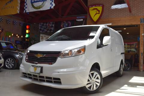 2015 Chevrolet City Express Cargo for sale at Chicago Cars US in Summit IL