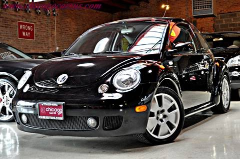 2002 Volkswagen New Beetle for sale at Chicago Cars US in Summit IL