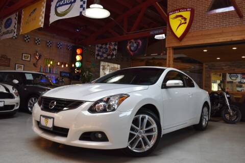 2012 Nissan Altima for sale at Chicago Cars US in Summit IL