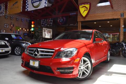 2012 Mercedes-Benz C-Class for sale at Chicago Cars US in Summit IL